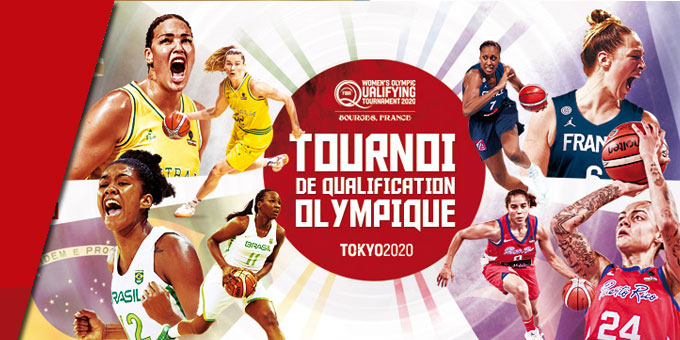 TOURNOI DE QUALIFICATION OLYMPIQUE