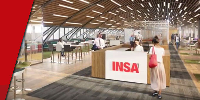 Extension du campus INSA CVL de Bourges & Learning Center