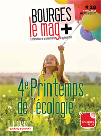 Bourges+, le mag N°28