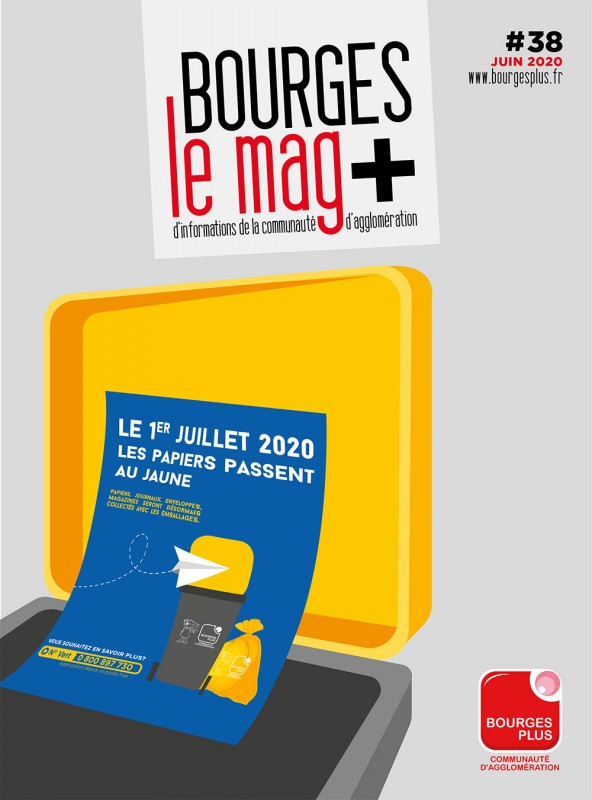 Bourges +, le mag N°38