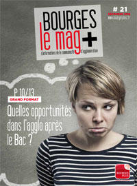 Bourges+, le mag N°21
