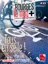 Bourges+, le mag N°23