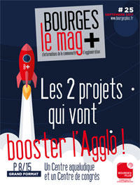 Bourges+, le mag N°25