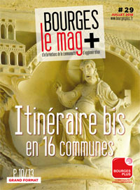 Bourges+, le mag N°29