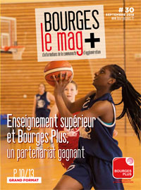 Bourges +, le mag N°30