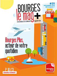 Bourges +, le mag N°31